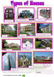 different types of houses types of homes types of houses pictionary hope it s useful the