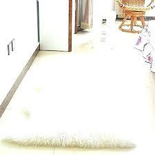 fake animal fur rugs large grey faux rug sheepskin awesome for skin