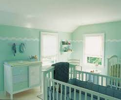 green nursery furniture. Teal, Rust, Black And White (zebra Themed) Nurseries Are Some Of The Examples Standing Out With Your Nursery Ideas. You Can Also Use Polka Dots On Green Furniture :