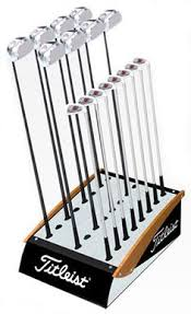 Golf Club Display Stand PutterWedge Display Stand GreatGolfMemories Golf Club 17