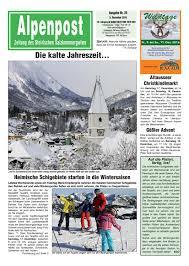 Alpenpost 25 2016 by Alpenpost Redaktion - issuu