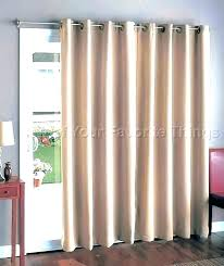 sliding glass door curtains ideas for doors curtain contemporary window treatments large half front