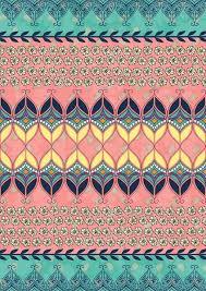 Boho Patterns Awesome Boho Daisy Pattern Print Bohemian Wallpaper Tribal Stripes