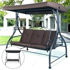 porch swings with canopy patio swing replacement cushions and canopy porch swing canopy replacement outdoor patio