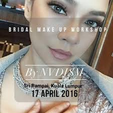 bridal makeup work by nad ismail 17 apr 2016