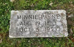 Minnie Payne (1883-1953) - Find A Grave Memorial