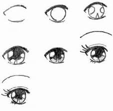 how to draw anime eyes step by step for beginners. Exellent Eyes How To Draw Anime Eyes I Can Actually These Wow Intended To Draw Anime Eyes Step By For Beginners O