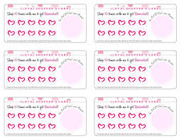 Free Punch Cards Template Scentsy Loyalty Card Scentsy In 2019 Free Printable