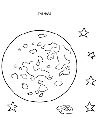 mars planet coloring pages okuloncesi mars planet  essay on mars planet mars the red planet planet coloring pages