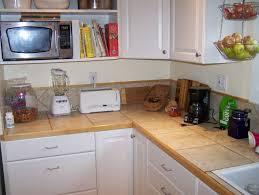 Kitchen Countertop Decorate Kitchen Counter Designalicious