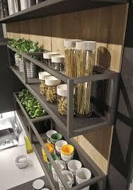 Loft Kitchen Kitchen Design For Lofts 3 Urban Ideas From Snaidero