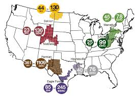 North America Rig Count Chart Enercom Effective Rig Count Equates To 1 109 Rigs In The