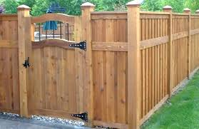 putting up a wood fence putting up a privacy fence wood fence designs and their uses