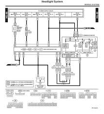 2001 subaru outback headlight wiring diagram wiring diagram scan of headlight wiring diagram from 02 service manual nasioc