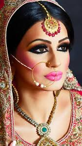 stani indian bridal makeup