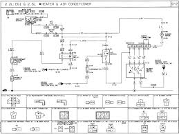 1991 mazda b2600i wiring diagram ac heat air conditioning fan 1991 mazda b2600i engine control wiring diagram