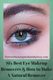 the skin around your eyes is very fragile take your eye makeup off with the right stuff not face soap soap will dry the eye area best eye makeup removers