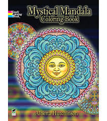 Small Picture Mystical Mandala Coloring Book JOANN