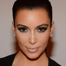 kim kardashian makeup looks 2016