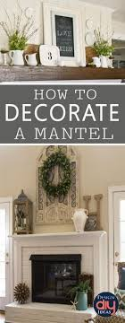 Best 25+ Fireplace mantel decorations ideas on Pinterest | Fire place  decor, Mantle decorating and Mantels decor