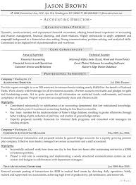 Accounting Director Accounting Director Resume Example