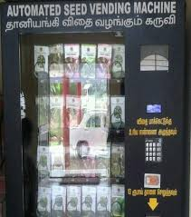 Custom Vending Machine Manufacturer Fascinating Customized Seed Vending Machines At Rs 48 Piece Seed Vending