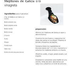Resultado de imagem para IMAGENS DE RECEITAS DE  MEXILHÃO