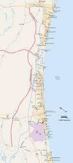 myrtle beach south carolina  free online map