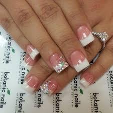 Uñas confeti juegos de uñas uñas japonesas uñas lila. 32 Cortas Unas Acrilicas French Blanco Color Unas Decoradas