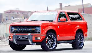 2020 Ford Bronco Release Date Canada