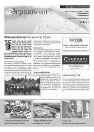 Erpse Krant 2018 Editie 24 By Erpse Krant Issuu