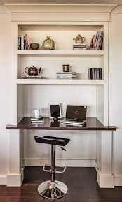 built in desk ideas home office transitional with neutral colors neutral colors built in shelves