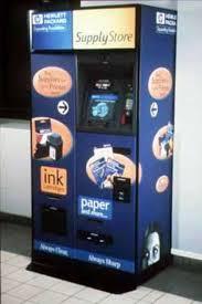 Bu Vending Machines Impressive HP Hopes To Jazz Up Its Image With New Marketing Blitz SFGate