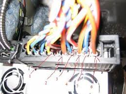amp wiring diagram bmw 325i diy adding an amp and subwoofer 1 2 are one channel and 3 4 are the bmw e39 head unit wiring diagram