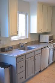 DIY two tone Kitchen painting kitchen cabinets galley kitchen layout cheap  kitchen remodel ideas MyMommaToldMe.
