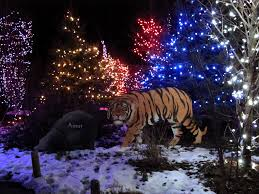 Columbus Zoo Lights Ticket Prices Christmas Lights At The Columbus Zoo In Ohio Travelsofad