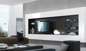 modern wall units for living room. stylish modern wall units for effective storage living room
