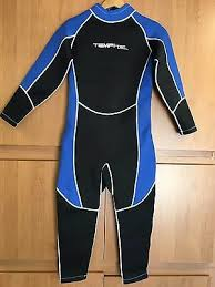 Phantom Aquatics Wetsuit Size Chart Tempi Tec Men Full Wetsuit 3 Mm Size Large To 2x Rear Zipper