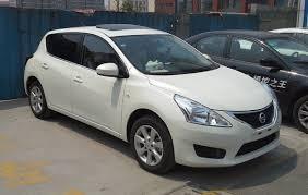 Nissan Tiida - Wikipedia