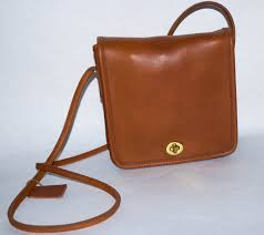 ... italy coach compact pouch crossbody flap bag style 9620. made in usa  etsy a1899 e142b ...