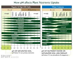 Bookfanatic89 Ph Plant Uptake Chart