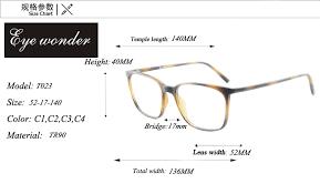 Us 39 0 Yoptical Women Oculos De Grau Vintage Glasses Frames Men Tr90 Optical Spectacle Frame Prescription Eye Wonder In Womens Eyewear Frames From