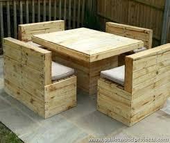 pallet outdoor furniture plans. Garden Furniture Pallet Outdoor Plans Sofa Made Out Of Pallets O