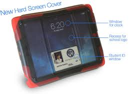UZBL: ShockWave Rugged iPad Air Case for Schools