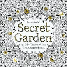 secret garden an inky treasure hunt and coloring book by johanna basford paperback barnes noble