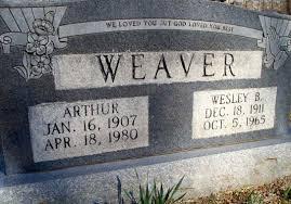 TNGenWeb Cemetery Records > Wesley Weaver Burial SiteMt Zion Cemetery