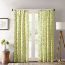 Madison Park Ella Curtain Panel - Free Shipping On Orders Over $45 -  Overstock.com - 15478282