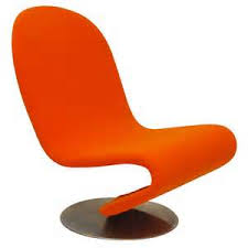 the colorful and psychedelic designs of verner panton furniture