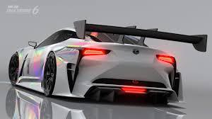 Lexus LF-LC GT Vision Gran Turismo - 95 Octane