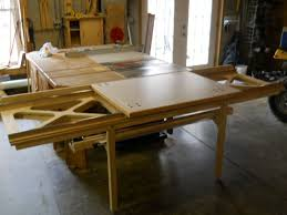 sliding table saw attachment table saw woodworking woodworking jigs and ideas